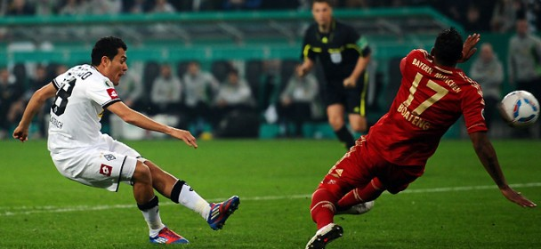 Чемпионат Германии: Боруссия Менхенгладбах – Штутграт