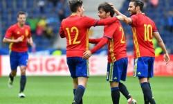 Прогноз на футбол Испания – Грузия, товарищеский матч (07.06.2016)