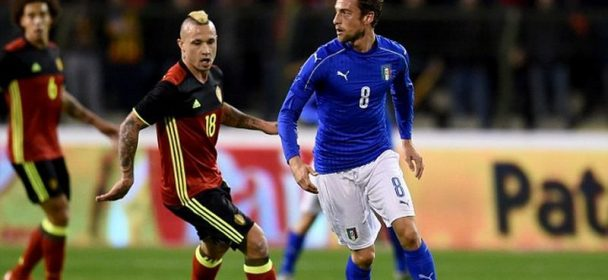 Прогноз на футбол Бельгия – Италия, Евро, 13.06.2016