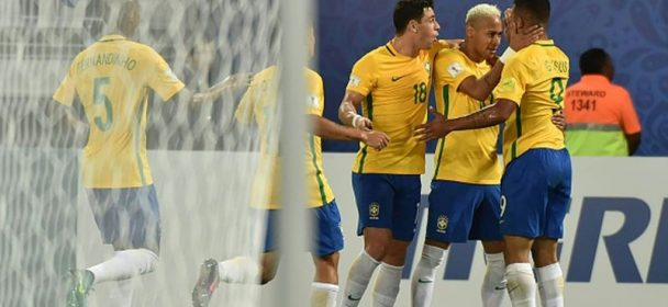 Венесуэла — Бразилия, 12.10.2016, футбол — прогноз на матч