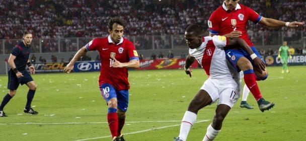 Чили — Перу, 12.10.2016, футбол — прогноз на матч