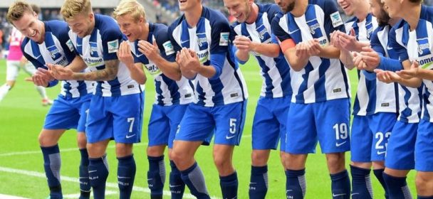 Боруссия Дортмунд — Герта, 14.10.2016, футбол — прогноз на матч