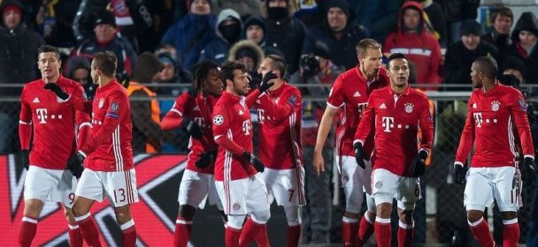 Майнц — Бавария, 02.12.2016, футбол — прогноз на матч