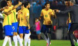 Бразилия — Парагвай, 29.03.2017, футбол — прогноз на матч