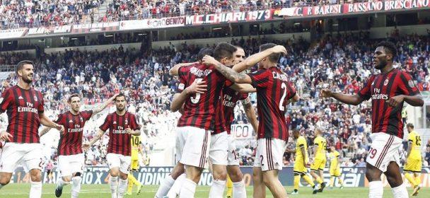 Милан — Рома, 01.10.2017, футбол — прогноз на матч