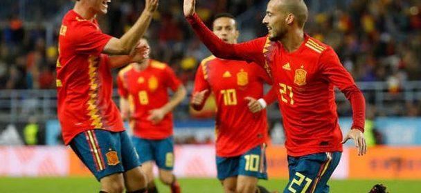 Россия — Испания, 14.11.2017, футбол — прогноз на матч