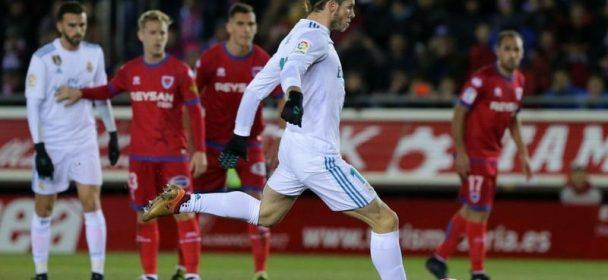 Реал Мадрид — Нумансия, 10.01.2018, футбол — прогноз на матч