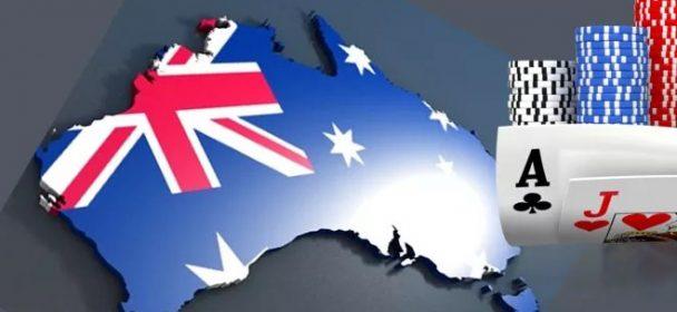 Австралийцы не играют в покер, но тратят на него деньги