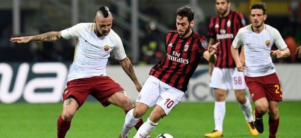 Рома — Милан, 25.02.2017, футбол — прогноз на матч